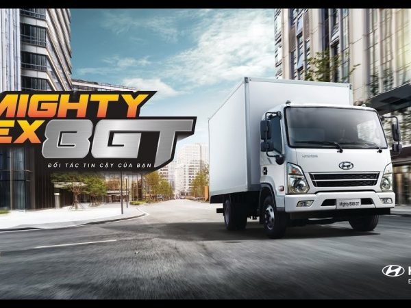 Hyundai Mighty EX GT 2020